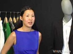 Great tips on what to wear from The Vault suit, dress for success