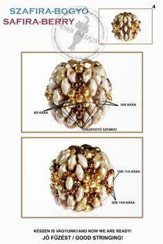 Safira berry pattern