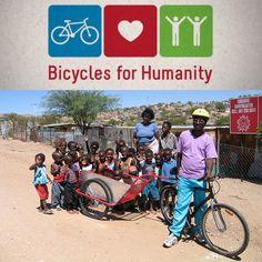 B4H นำจักรยานคันเก่าของคุณ ไปเพิ่มคุณภาพ+ชุบชีวิตชาวแอฟริกัน