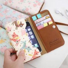 Iphone wallet/case.