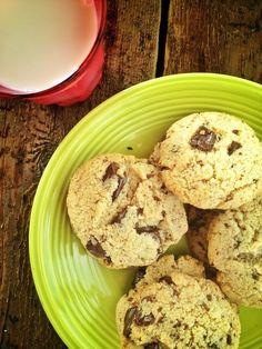 Chocolate cookies (Gluten free/egg free/ sugar free)