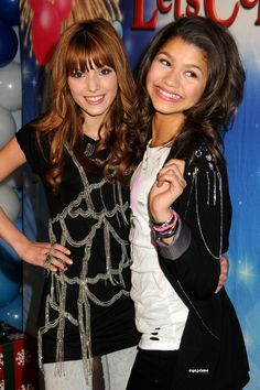 Bella Thorne and Zendaya