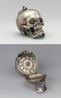 Isaac Penard, Watch, c.1640-50 (source).
