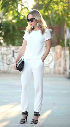 How To Wear White All Year Long   http://www.stylemepretty.com/collection/554/