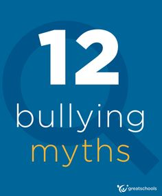 What do parents really need to know about #bullying? It's not necessarily what you think.