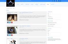 #wordpress #webdesign #development www.musicalmovements.co.uk by Vital Concept Ltd #London #inspirations