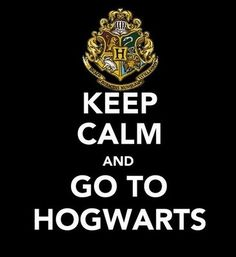 And go to Hogwarts