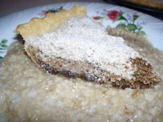Shoofly pie (stop by to win a set of the #LilyLapp series!)