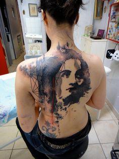 por Xoïl, Needles Side TattOo || Wow.....