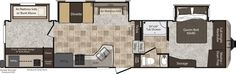 Montana High Country Floorplan