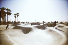 Venice Beach, L.A. beaches, le blog, venic skatepark, venice beach, venic beach, blog de, skateboard, perfect garden