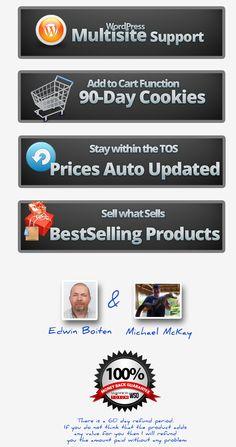 Azon Pro Shopping List -WP Plugin Amazon