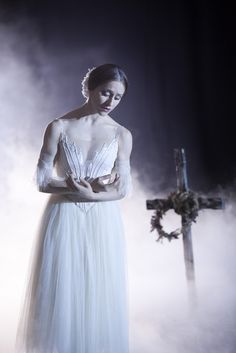 Marianela Nunez as Giselle, LOVE!