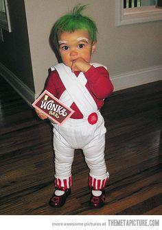 ha what a funny halloween costume idea