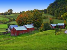 Jenne Farm by John Vose
