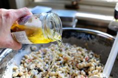 Best Macaroni Salad Ever by Ree Drummond / The Pioneer Woman, via Flickr