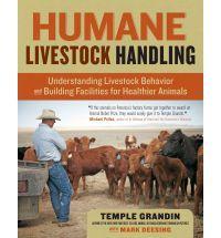 Humane Livestock Handling by Temple Grandin. amazing read
