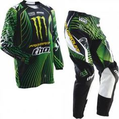 Kit Calça + Camisa Thor Phase Monster/Pro Circuit $474.90