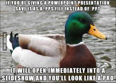 For all the upcoming presentations towards the end of the semester...tested and it worked :)