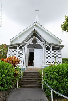 The Painted Church, Hawaii (Big Island) by The Vikas Sharma