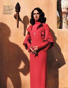 lanadelrey, paris, lana del rey, nicol nodland, fashion, pari april, lofficiel pari, april 2013, photo shoots