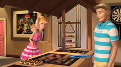Barbie™ Life in the Dreamhouse -- The Ken Den