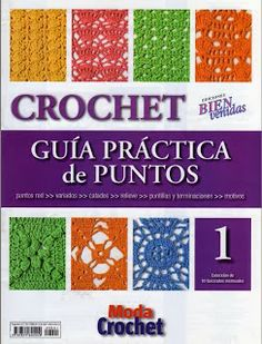 Revista gratis  de crochet