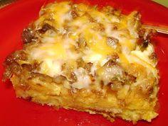 Cajun Delights: Cajun Breakfast Casserole + Bayou Blues