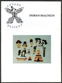 INDIAN MAGNETS 1/4