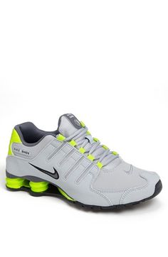 Nike 'Shox NZ' Running Shoe (Men) | Nordstrom