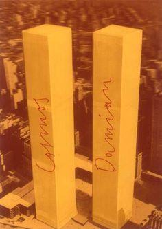 Cosmos und Damian by joseph Beuys