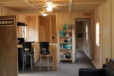 Cool mobile home remodel