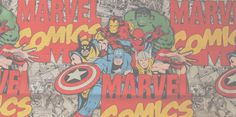 Superhero header
