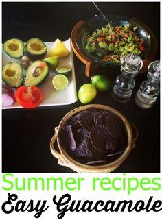 Perfect and easy guacamole recipe.