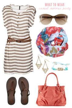 Casual Summer Outfit from The Sweetest Occasion
