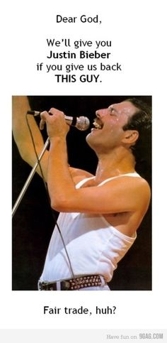 #Freddie Mercury