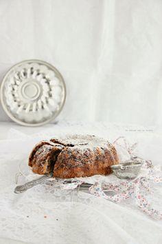 chocolate chip nutella cake