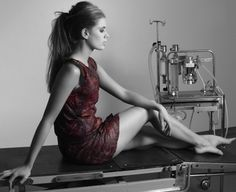 From A Bottle Of Wine, Researchers Grow A Dress