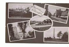 Welcome to Wellington 1914