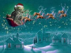 Cthulhu-Claus