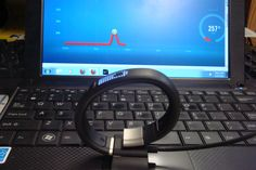 my new gadget, nike fuel :))