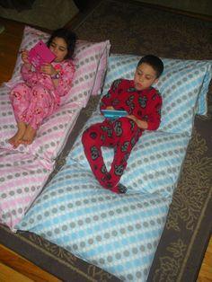 idea, grosgrain ribbon, yard, tie, floor pillows, pillow floor mats, pillowfloor mat, diy, kid