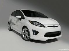 Ford Fiesta by Ford Custom Accessories