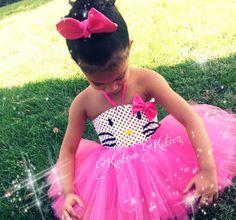 Hello Kitty Costume Hello kitty tutu dress