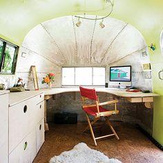 Airstream office