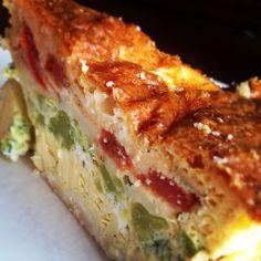 veggi quich, summer veggi, vegan foods, vegan quiche recipes, food processor