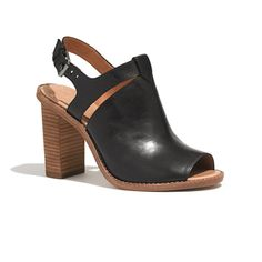 The Sylvain Heel - shoes & boots - Women's NEW ARRIVALS - Madewell