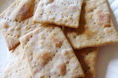 Homemade Matzah