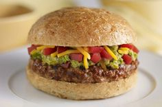 Oh, yeah!    ~~Texas-Style Burgers recipe