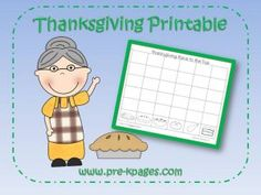 """free thanksgiving """"race to the top"""" game via www.pre-kpages.com"""